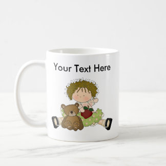 Custom School Beauty School Gift Basic White Mug