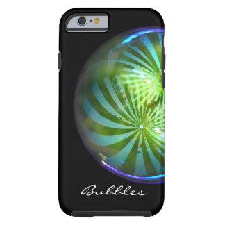 Custom Shiny Christmas Circus Bubble Bauble Tough iPhone 6 Case