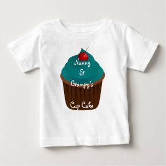 Custom Shirt Nanny & Grampy's Cup Cake 🎂