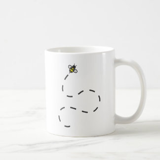 Custom Shirts : Flying Trail Bee Shirts Coffee Mug