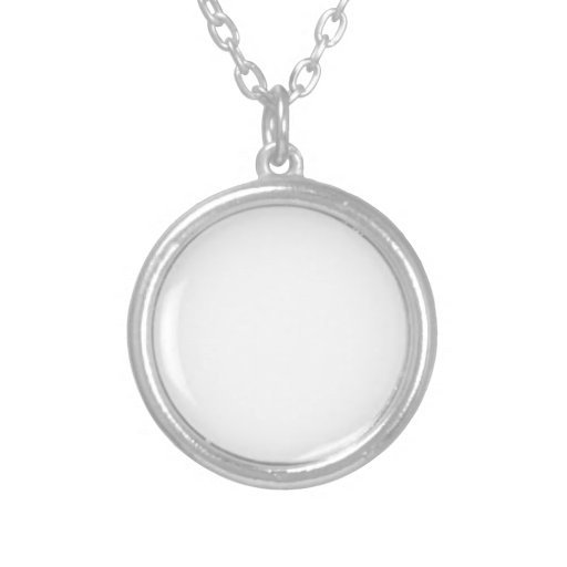 Custom Silver Plated Necklace