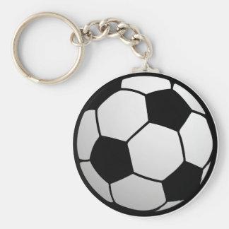 Custom SoccerBall for soccer Teams and Soccer Fans Keychain