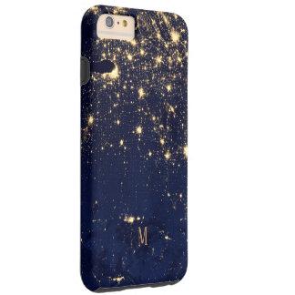 Custom Sparkling Starts beautiful fashion style Tough iPhone 6 Plus Case