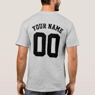 Custom Sports Jersey T-Shirt