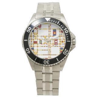 Custom Stainless Steel Bracelet Watch