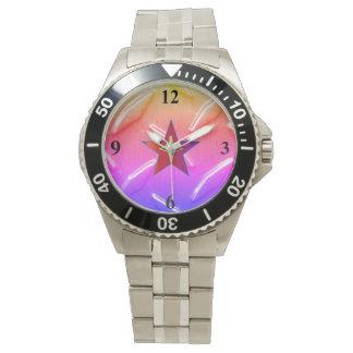 Custom Stainless Steel Wristwatch