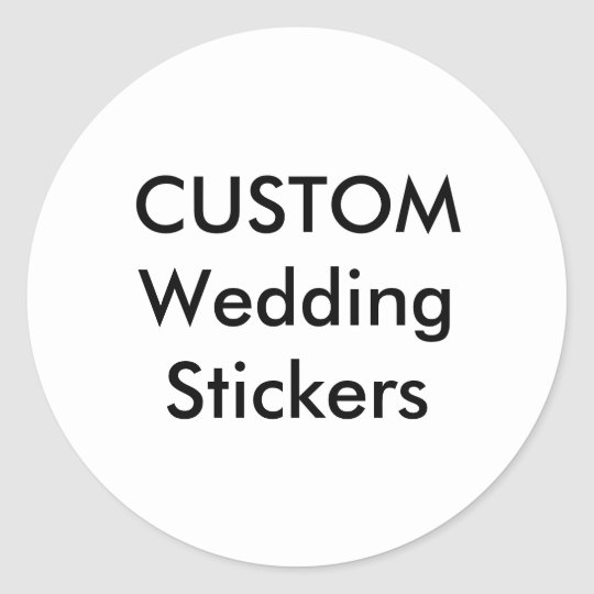 "Custom Stickers 3"" ROUND MATTE (6 pk.)"