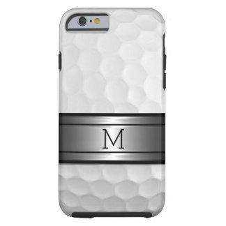 Custom Stylish Golf Sport Ball Dimples Image Tough iPhone 6 Case