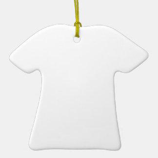Custom T-Shirt Shaped Ornament