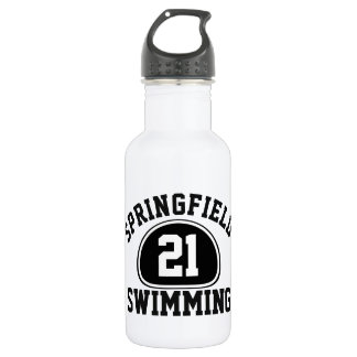 Custom Team Pride Team Name and Number/Class Year 532 Ml Water Bottle