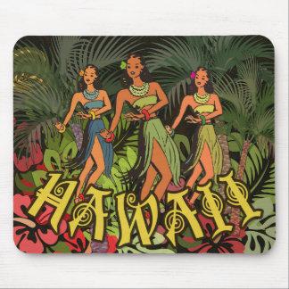 Custom Template Hawaii Art Print Mouspad Color Mouse Pad