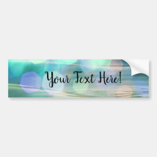 Custom Text Bumper Sticker