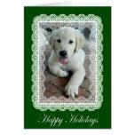 Custom Text Holiday Card 3