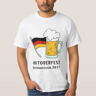 Custom Text Oktoberfest shirts & jackets