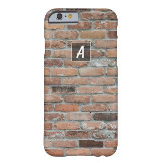 Custom Textured Brick iPhone 6/6s Case
