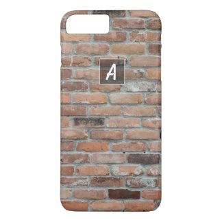 Custom Textured Brick iPhone 7 Plus Case