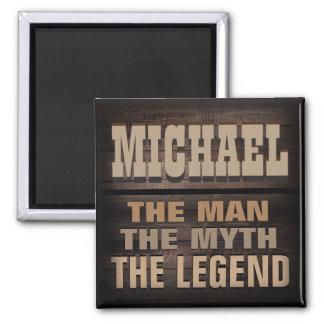 Custom, the Man, the Myth, the Legend Magnet