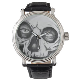Custom Time to be Judged Watch