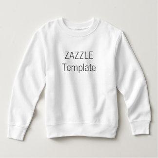 Custom Toddler Fleece Sweatshirt Blank Template