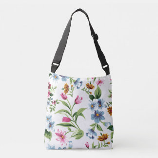 Custom Tote Stock market with Print in All the