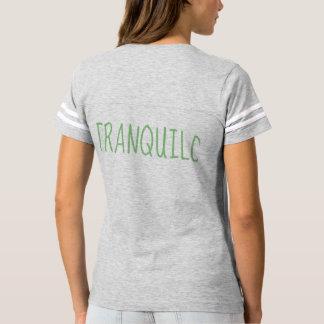 Custom Tropical Palm Tree - Tranquilo T-shirt