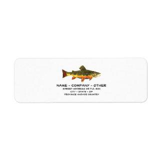 Custom Trout Fisherman's