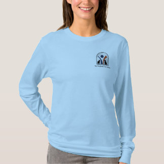 Custom Veterinary Animal Logo with Cat and Dog T-Shirt