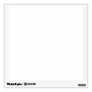 Custom Wall Decal Square