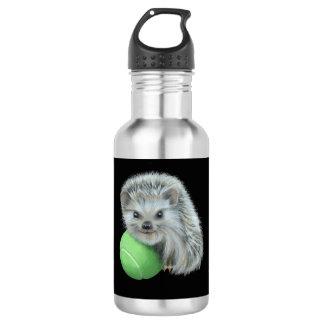 Custom Water Bottle (18 oz), Stainless Steel