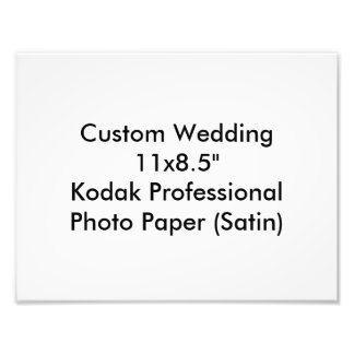 Custom Wedding Bachelor Party Photo Prints