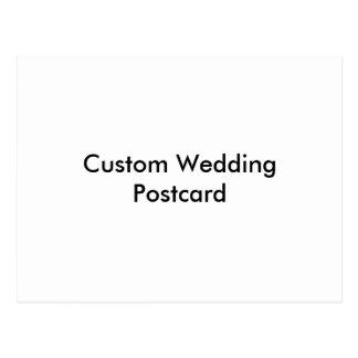 Custom Wedding Bachelor Party Postcards Postcards
