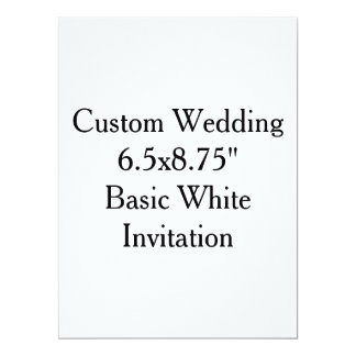 Custom Wedding Bridal Shower Invitations Custom Invitation