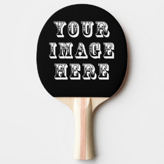 Custom Wedding Favor Ping-Pong Paddle