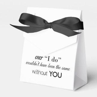 Custom Wedding Favour Box Favor Box