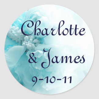 Custom Wedding Stickers