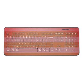 Custom Wireless Keyboard Lines