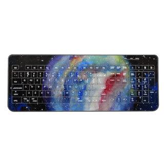 Custom Wireless Keyboard Space