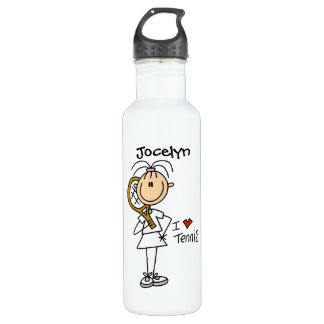 Custom Womens Tennis Sports 710 Ml Water Bottle