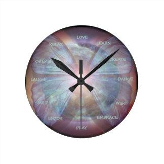 Custom Words   Prayer Clock