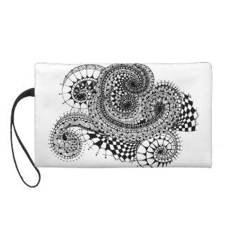 Custom Wrist Bag Wristlet Clutches