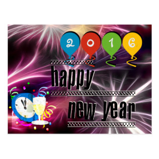 Custom Your Happy New Year Card