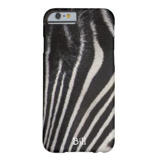 Custom Zebra iPhone 6 case - Cell Phone Case