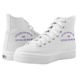 custom zip z shoes us men