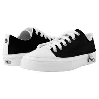 Custom Zipz Low Sneakers Top