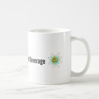 """""""Customary Hot Beverage"""" mug"""
