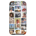 Customer Photo Collage iPhone 6 Case (Case-Mate) Tough iPhone 6 Case