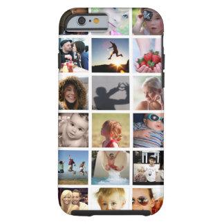 Customer Photo Collage iPhone 6 Case (Case-Mate) Tough iPhone 6 Case