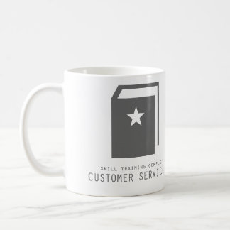 Customer Service V skill training mug
