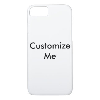 Customisable Barely There iPhone 7 Case