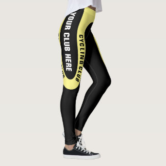 Customisable Cycling Club Leggings Version 1